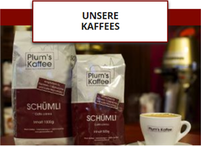 Unsere Kaffees