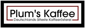 Plum's Kaffee-Logo